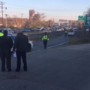 DC police: Man shot multiple times, found inside car parked on I-295 ramp