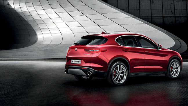 "The Alfa Romeo Stelvio Puts the ""Sport"" Back in SUV"