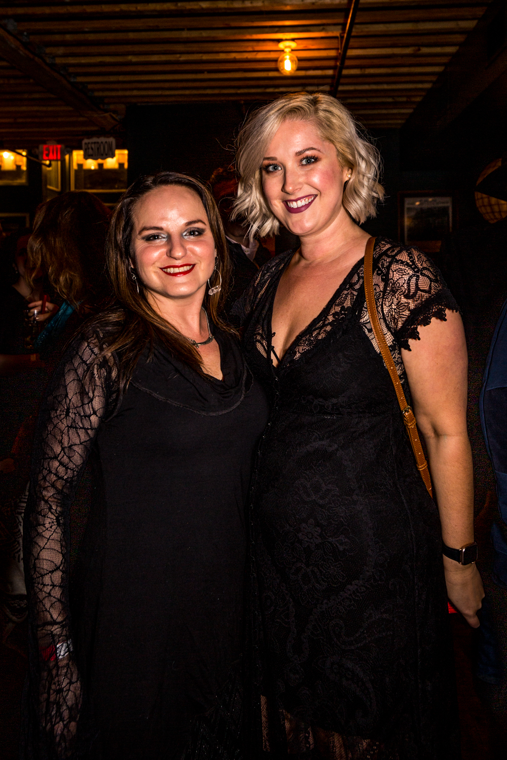 Robyn Holleran and Sarah Stear / Image: Catherine Viox{ }// Published: 10.26.19