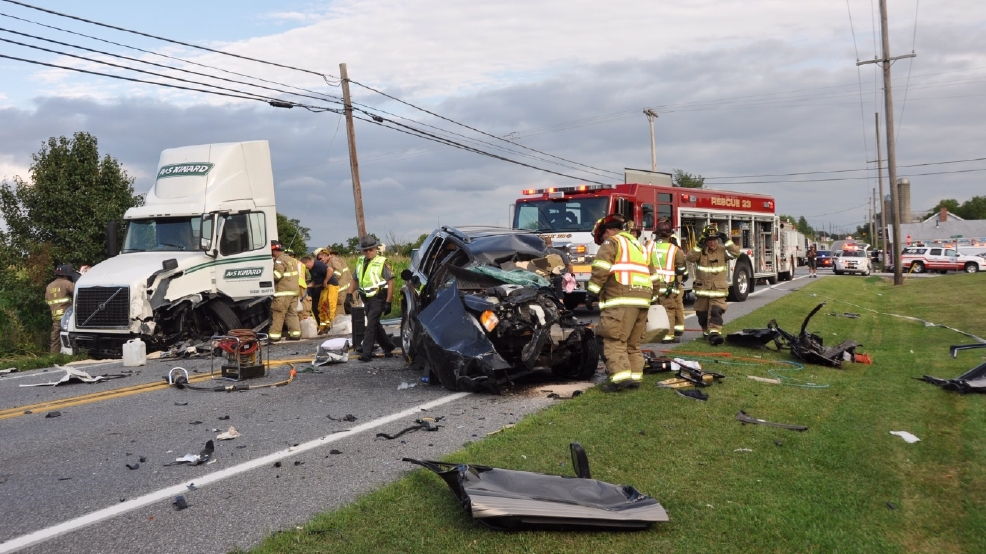Adams County Pa Car Accident
