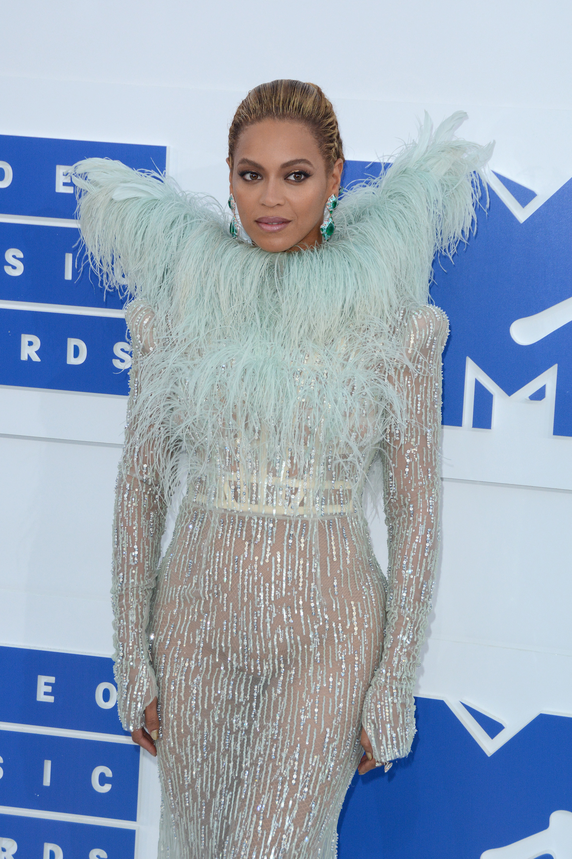 2016 MTV Video Music Awards - Red Carpet Arrivals  Featuring: Beyonce Where: New York, New York, United States When: 29 Aug 2016 Credit: Ivan Nikolov/WENN.com