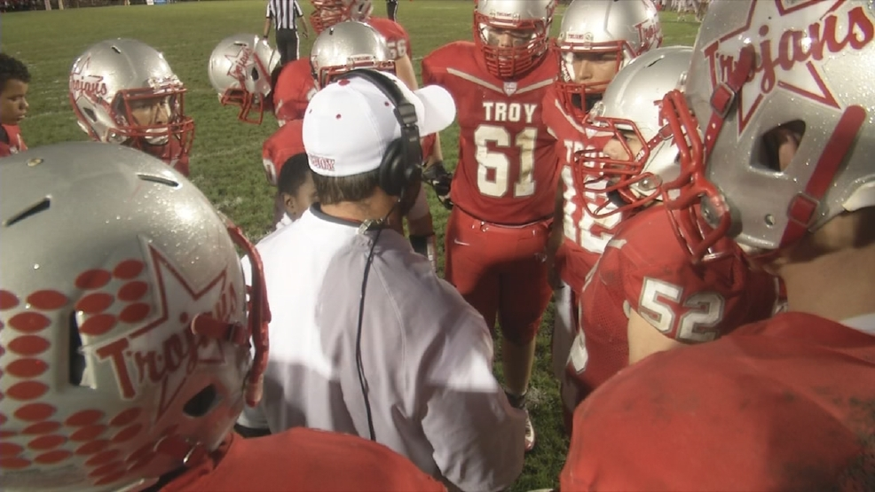 Troy tops Tipp in Friday Game of the Week