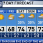 The Weather Authority | Cooler Today; Some Light Rain