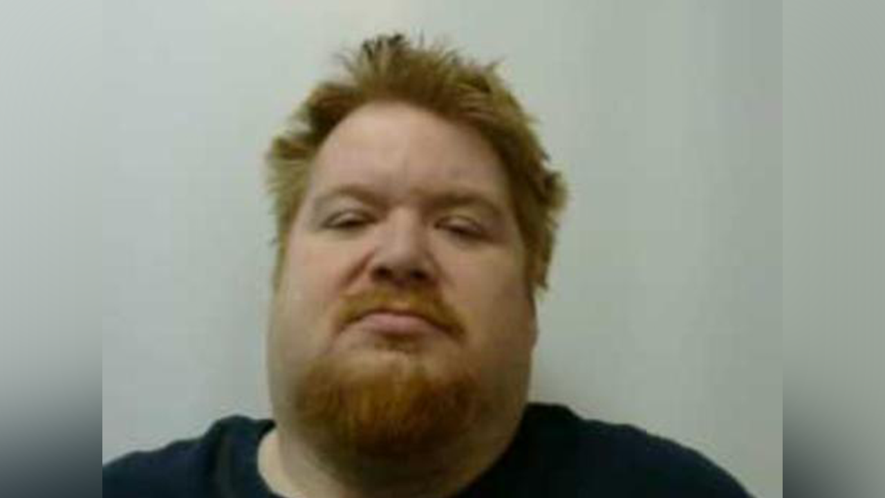 Christopher Cook was arrested and charged in a rape case involving a 10-year-old boy (Courtesy: Tri-County Jail)<p></p>
