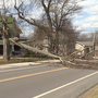 Windy weather whips through Luzerne County