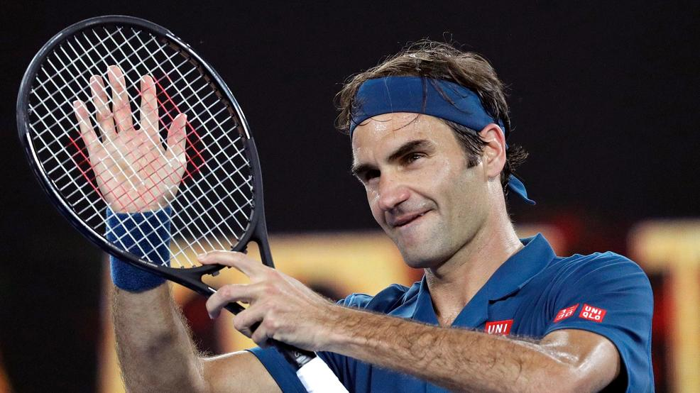 Roger Who? Federer can't get past Australian Open security