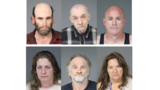 Drug Task Force: 6 arrested in Humboldt County after investigation into local drug dealers