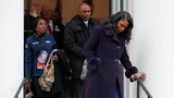 'Apprentice' star Omarosa says White House didn't fire her
