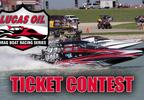 Lucas Oil Drag Boat Racing Series - Ticket Contest