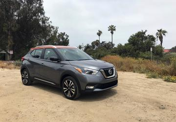 5 things to know about the 2018 Nissan Kicks