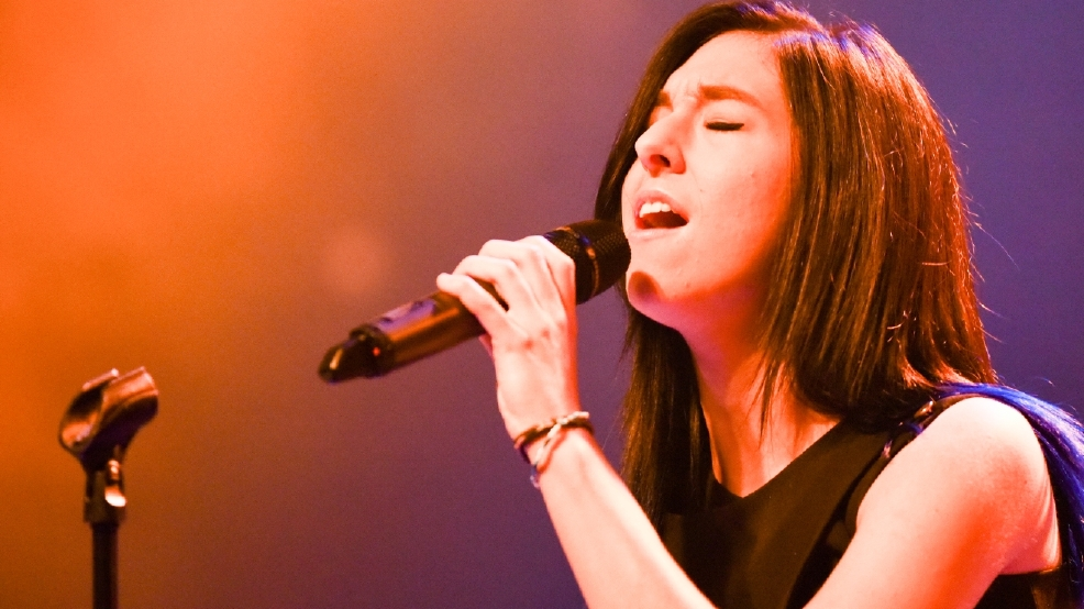 Tragic Christina Grimmie's final recordings released