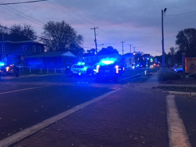 KDPS tell us they are investigating a shooting that appears to be a murder suicide in Kalamazoo. Officers tell us a three-year-old boy is in critical condition. A man and woman were killed. (WWMT/Jessica Wheeler)