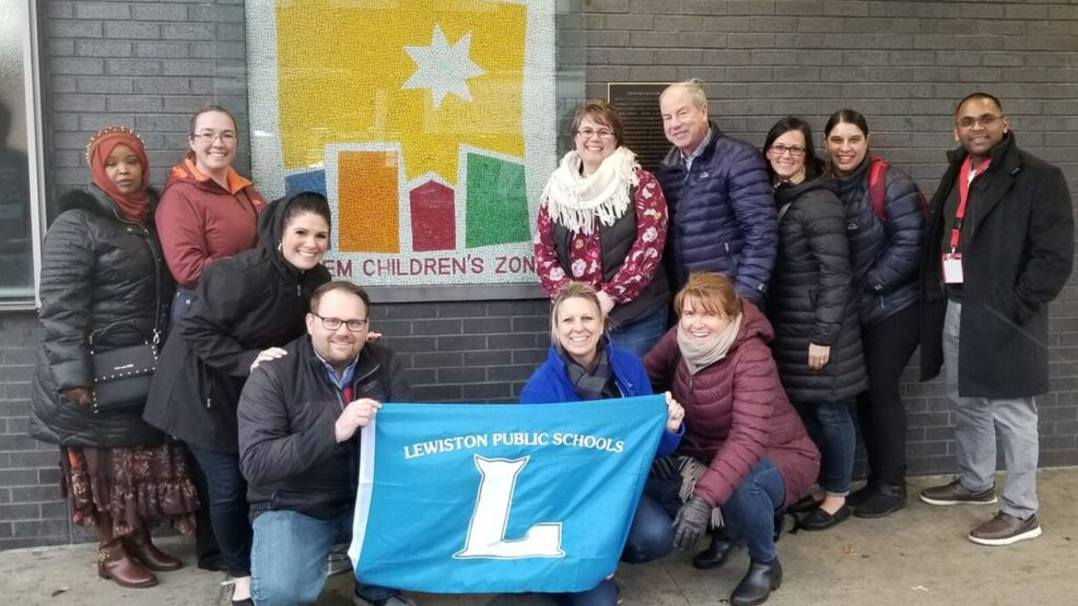 Lewiston educators head to Harlem in search of ideas to address poverty