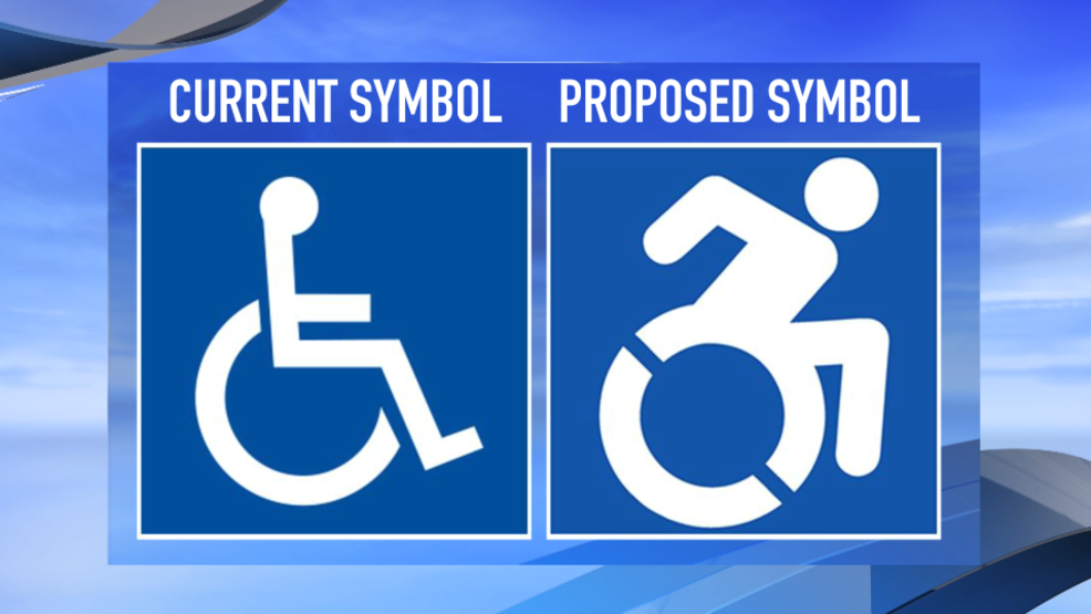 Michigan Might Phase Out Traditional Disability Symbol Adopting One