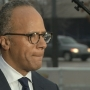 NBC's Lester Holt talks Trump and the inauguration on NBC 24