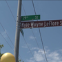 Slain Army sergeant honored with street renaming
