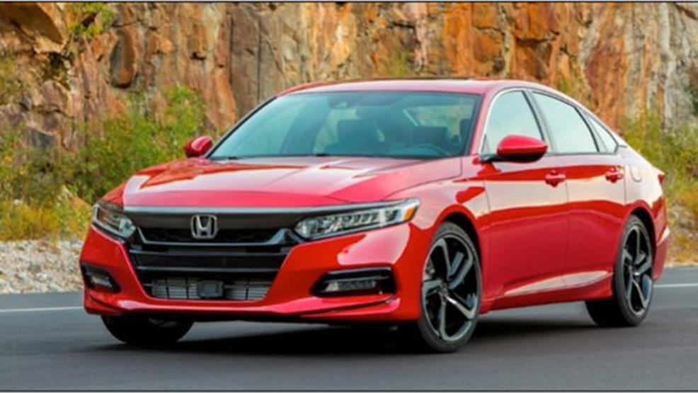 All about the new 2018 Honda Accord LX | KOMO