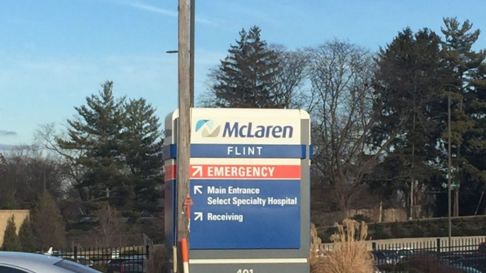 MDHHS Confirms Genetic Links To 3 Cases Of Legionnaires Disease To McLaren  | WEYI