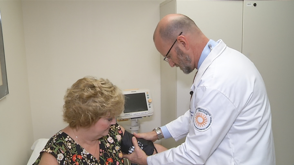 Health Check: New experiment to lower blood pressure | WJAR