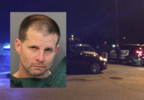 James Christopher Dill arrested after standoff - CPD, WTVC.png