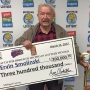 World War II veteran, 94, wins $300K in Michigan Lottery instant game