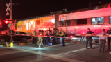 Brightline train hits vehicle in Boca Raton
