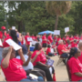 Educators rally for higher pay, more resources