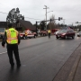 Crash involving pedestrians closes Hwy 101 south of McCullough Bridge