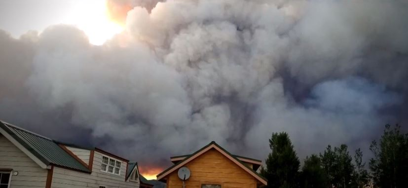 Utah fire devastating for adventure resort now sitting empty (Photo: KUTV)
