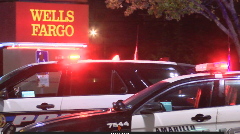Shot fired during a robbery at Wells Fargo at 34th &amp;amp; Bell (File Photo)<p></p>