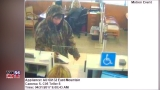 Man arrested in bank robbery case