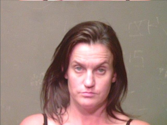 Amanda Czermak, 35, was arrested in July in Oklahoma City on complaints of concealing stolen property and possession of stolen property. (Oklahoma County Jail)
