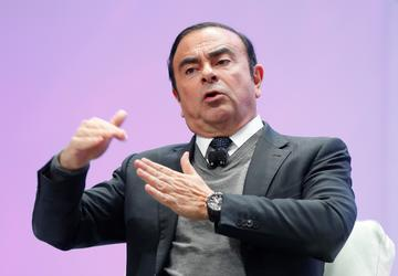 Nissan chair Ghosn arrested in probe of financial misconduct