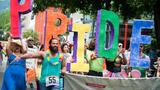 Photos: Pride Parade fills Downtown Portland with color