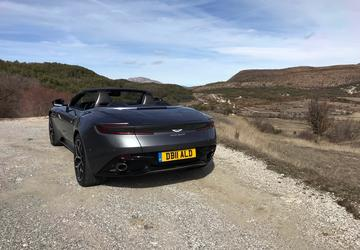 2019 Aston Martin DB11 Volante: Top-down driving with style [First Look]