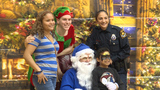 Blue Holiday event lets children interact with Omaha police