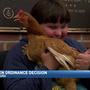Perrysburg City Council decides residents can only keep currently owned chickens