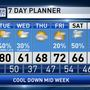 The Weather Authority | Strong Storms Late Tomorrow Night; Frost Early Thursday