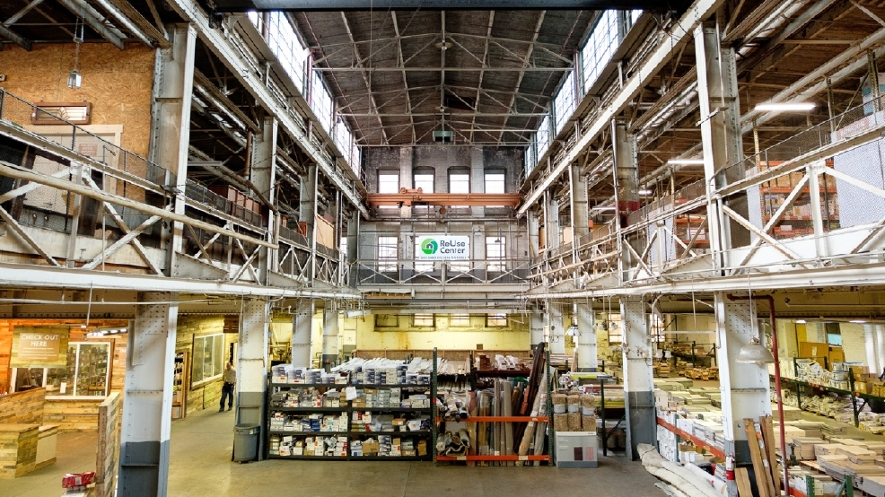 Reclaimed Building Materials Cincinnati