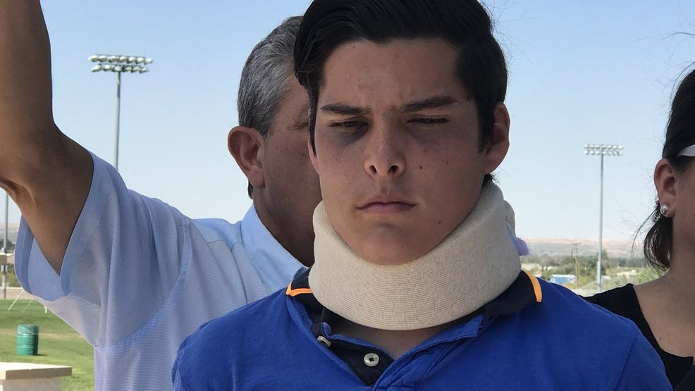 El Paso Father Claims Soccer Coach Assaulted, Injured Teen Son During Match