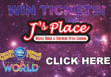Ringling Bros. and Barnum & Bailey Color & Win Contest