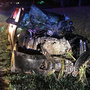 Deputy injured in crash after hitting bull