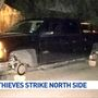 Tire thieves strike again in San Antonio