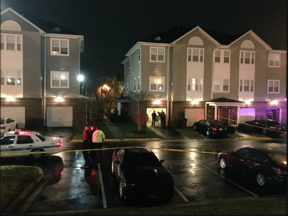 Police: Juvenile in critical condition after shooting in Prince George's County (Jay Korff/ABC7)