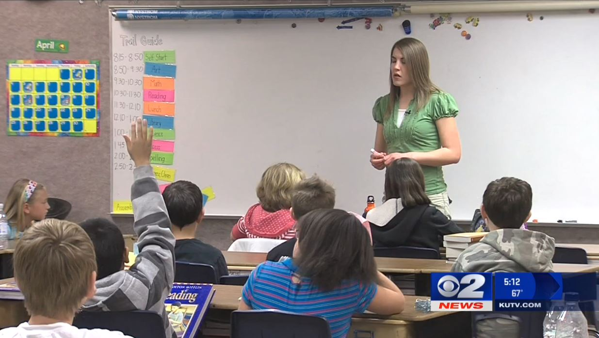 U. researchers to study brains of kids 9, 10, hundreds of subjects needed (Photo: KUTV)