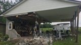 Parts of Newberry County hit by possible tornado Wednesday, roads back open