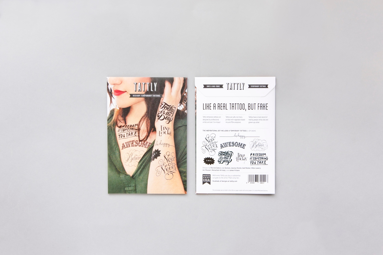 Tattly Inspirational Set - $15. Buy at shop.nordstrom.com/c/pop-in-olivia-kim (Image: Nordstrom)