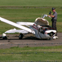 Small plane crashes at Ohio's Butler County Regional Airport