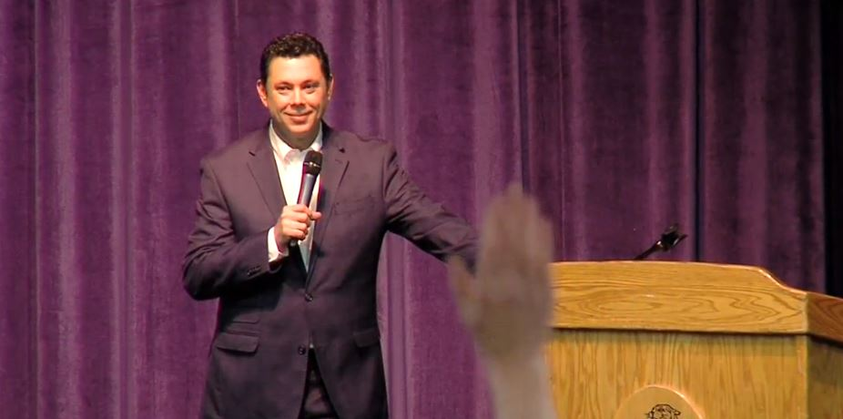 Jason Chaffetz (Photo: KUTV)