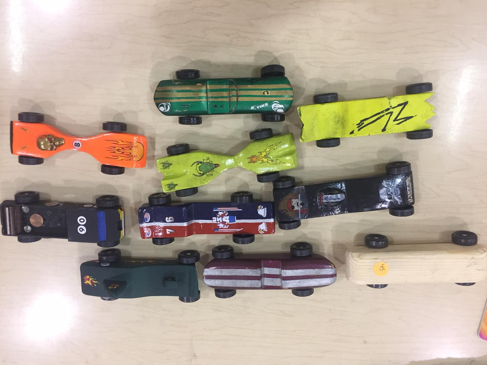 FOX 11's Lauren Kalil was live with some of the Cub Scouts involved in the project giving us a preview of what the event will be like. Participants of the event will get to decorate a partially assembled pinewood derby car and race it. (April 21, 2017/WLUK)